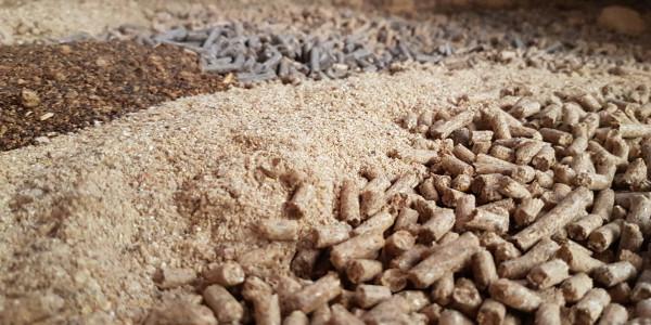 Futtermittel pelletiert mehl